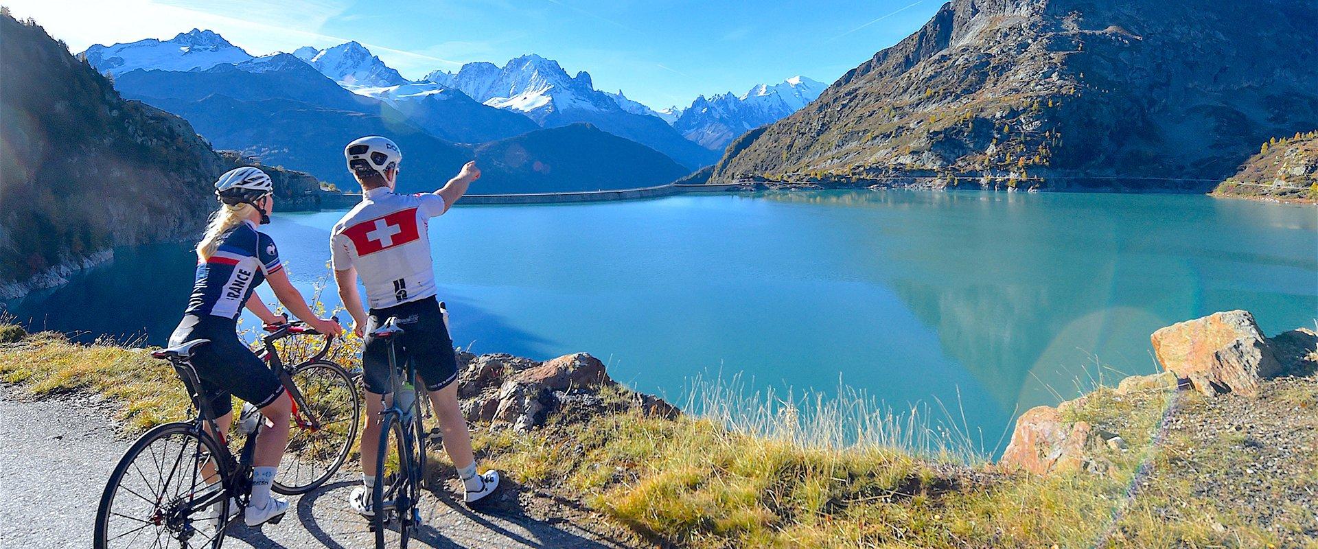 Vélo de route, bike & gravel