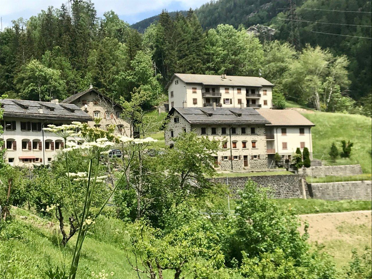 Le Châtelard-village