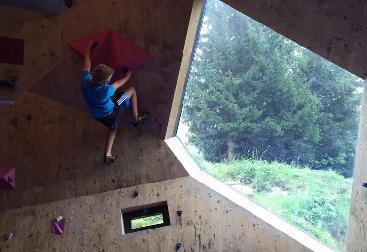 Club de grimpe La Parey