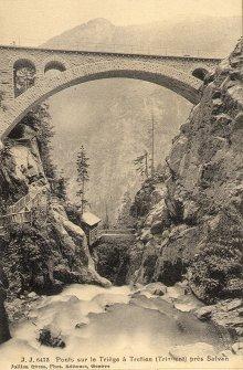 L'histoire du Mont-Blanc express