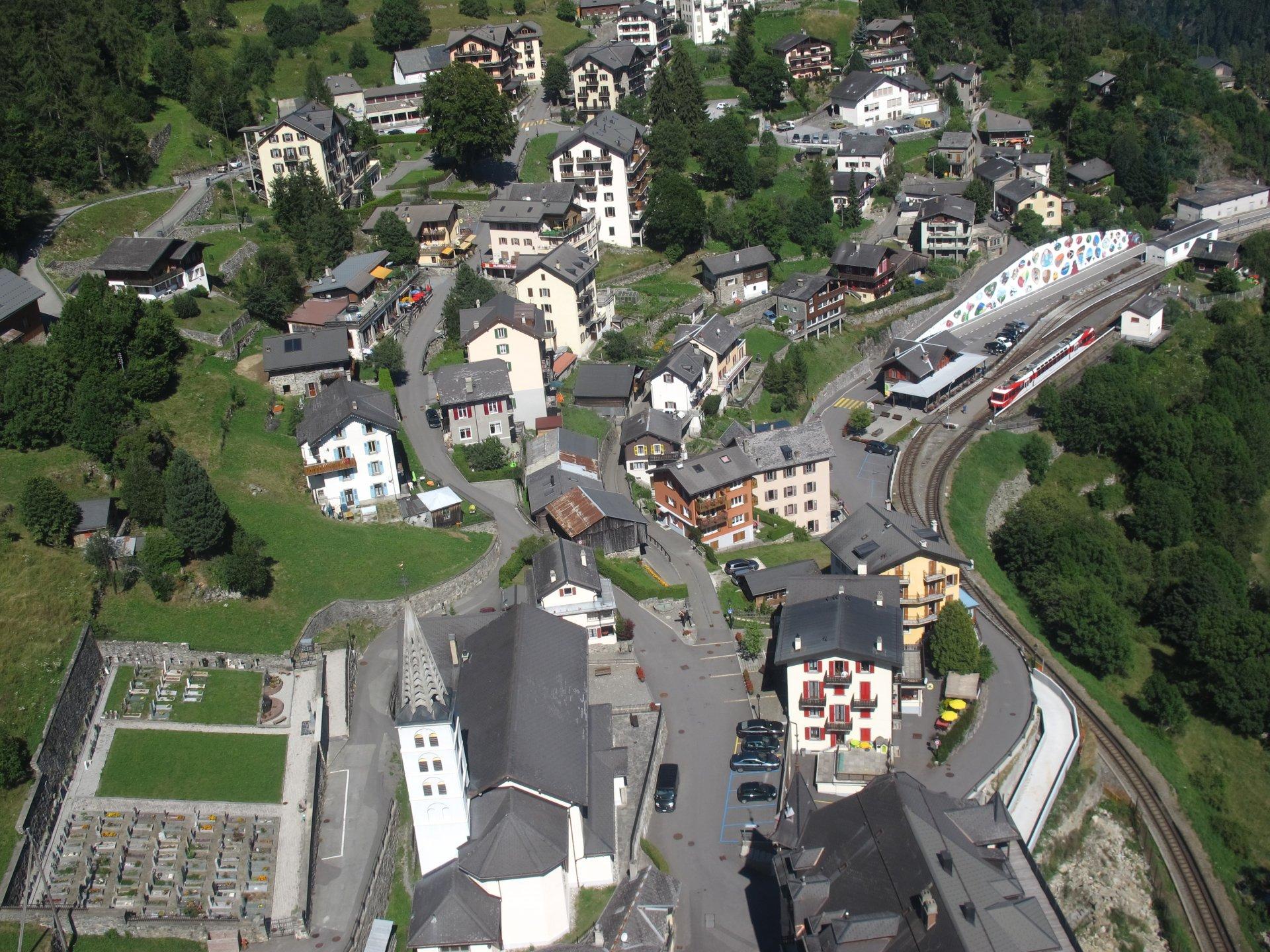 Village de Finhaut