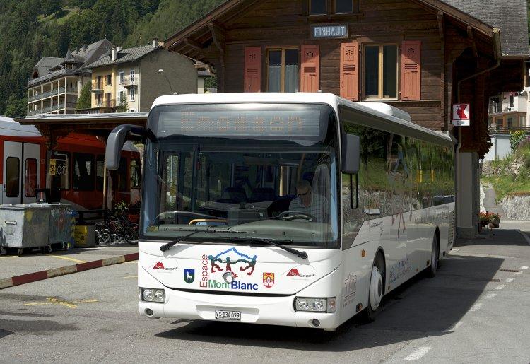 Bus Finhaut-Emosson